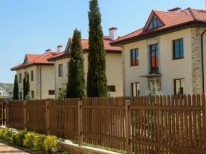 Housing estate Villa Rosso, Sevastopol